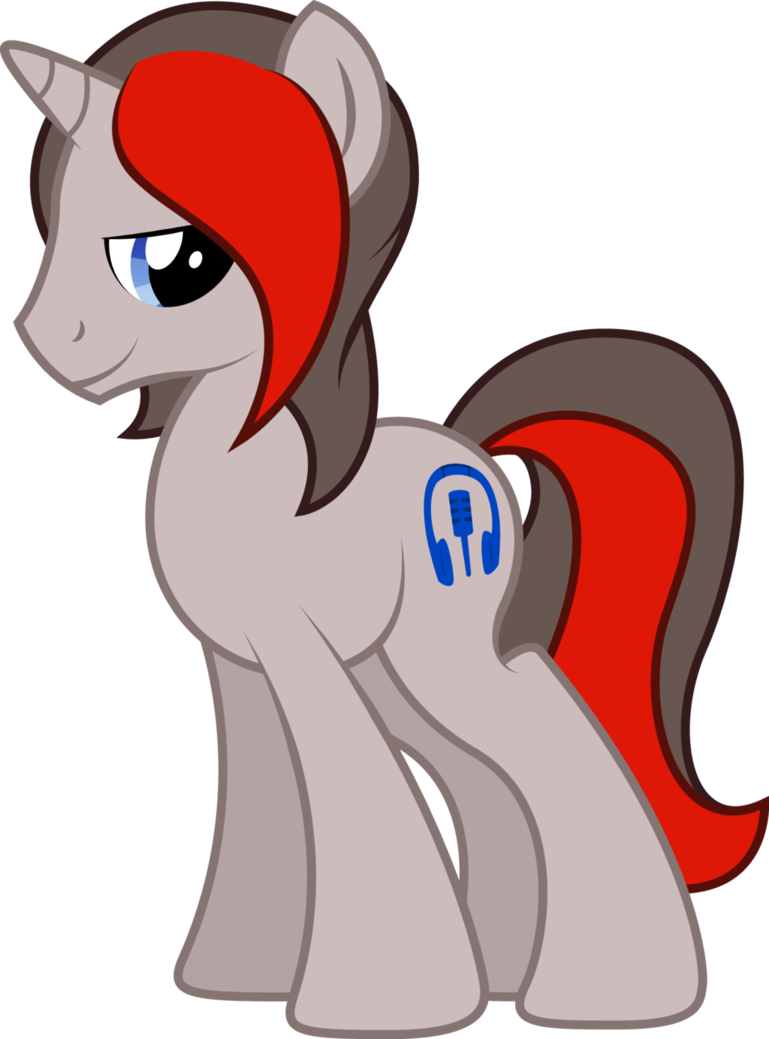 Transparent mic mlp. The microphone my little