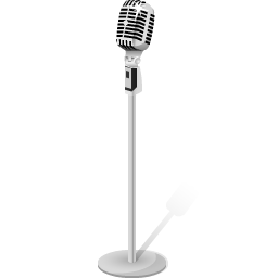Transparent mic stand png. Microphone images all
