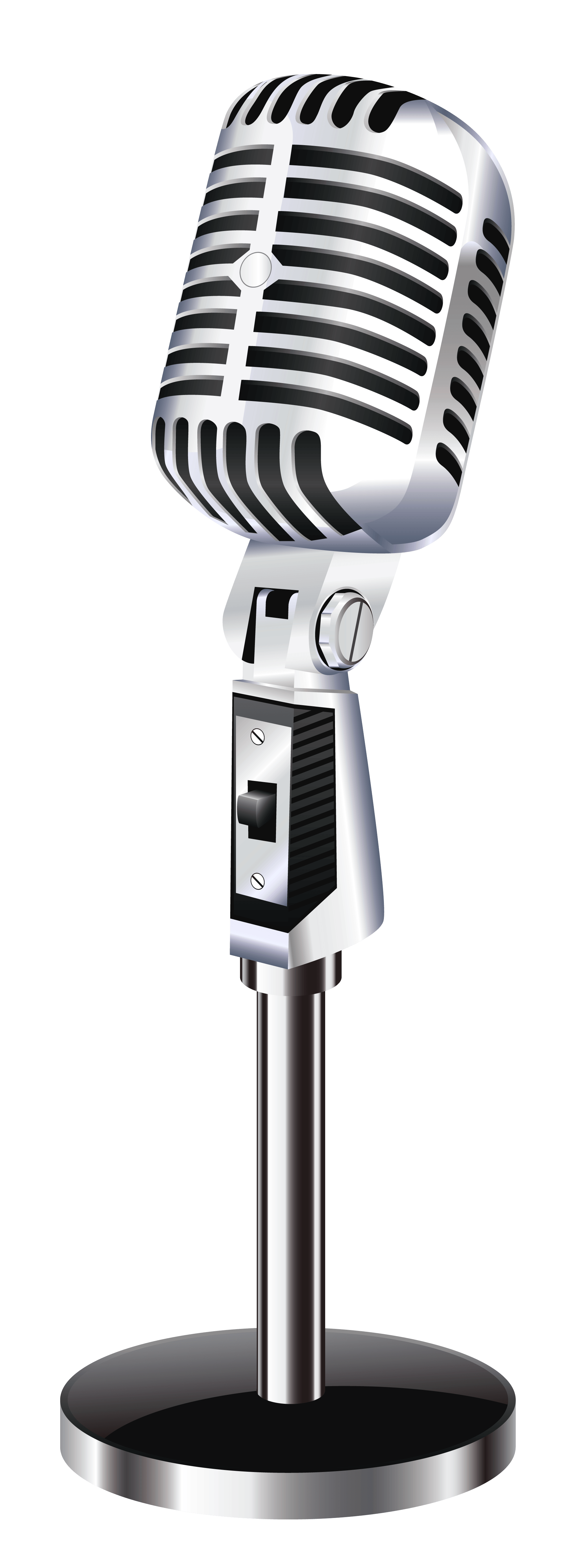 Microphone clipart transparent background. Png images free download