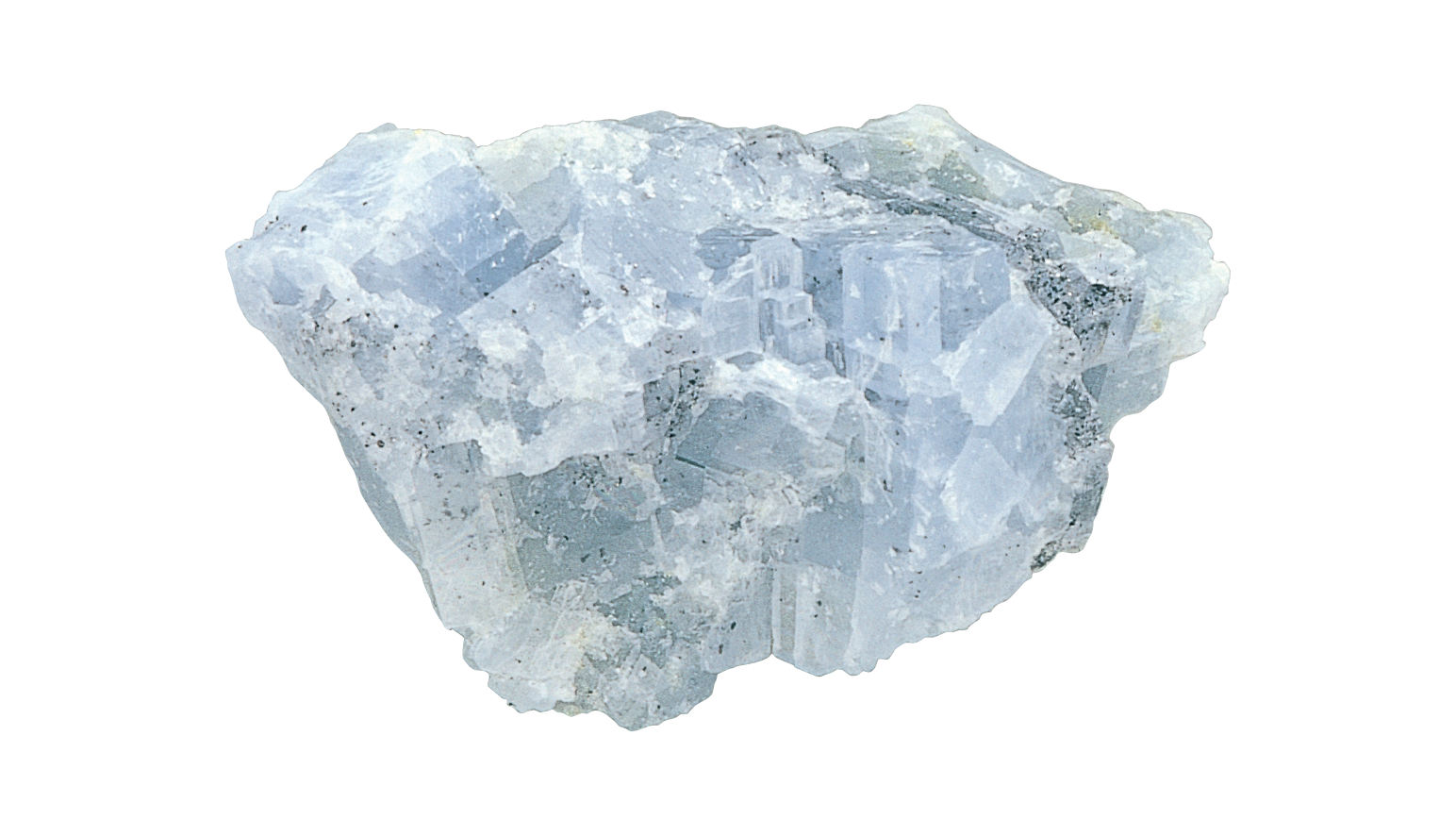Transparent mineral. Stones and rocks png