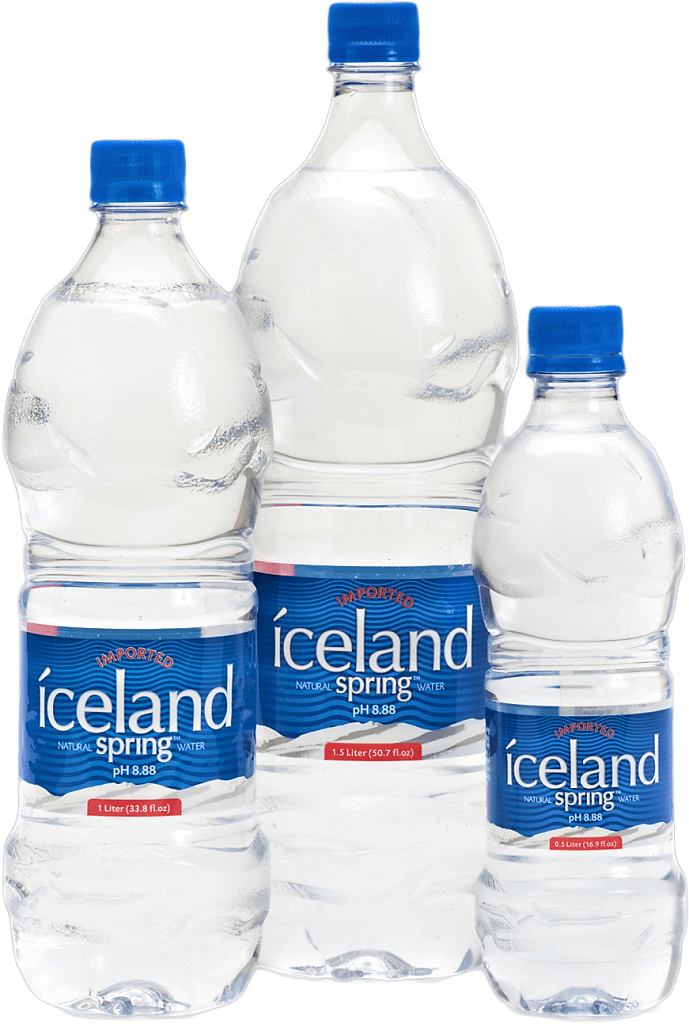 Transparent mineral iceland found. Home spring thailand water
