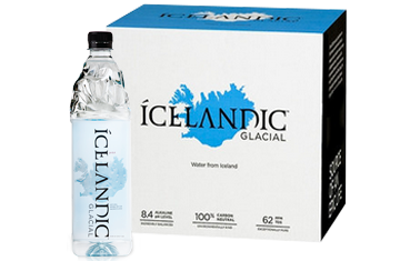 Transparent mineral iceland found. Weekly subscription liter icelandic
