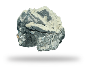 Transparent mineral nickel. Turkish minerals tungsten wolfram