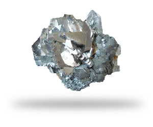 Transparent mineral nickel. Turkish minerals tin ores