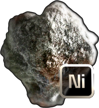 Transparent mineral nickel. Mass effect wiki fandom