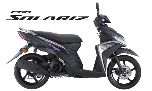 Transparent motorcycle ego. Solariz product details welcome