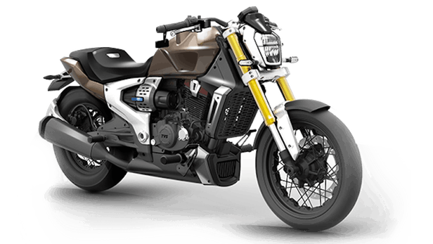 Transparent motorcycle electric. India s tvs floats