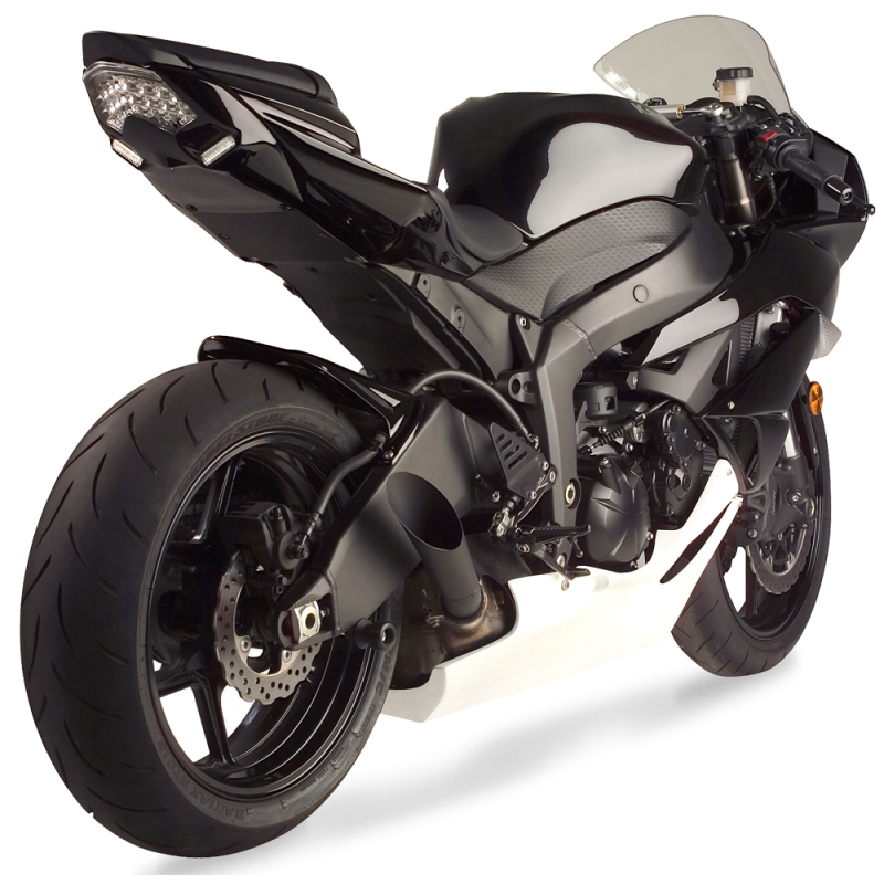Transparent motorcycle undertail. Zx r hot bodies