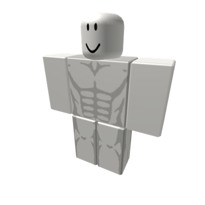 Transparent muscles. Bottom coe roblox