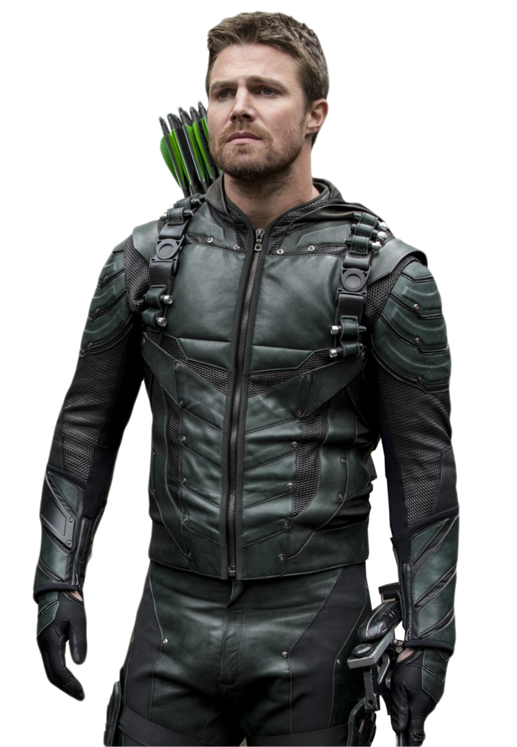 Transparent muscles jacket png. Arrow by buffy ville