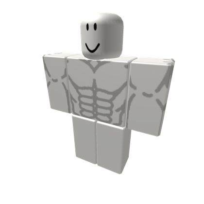 Transparent muscles roblox.