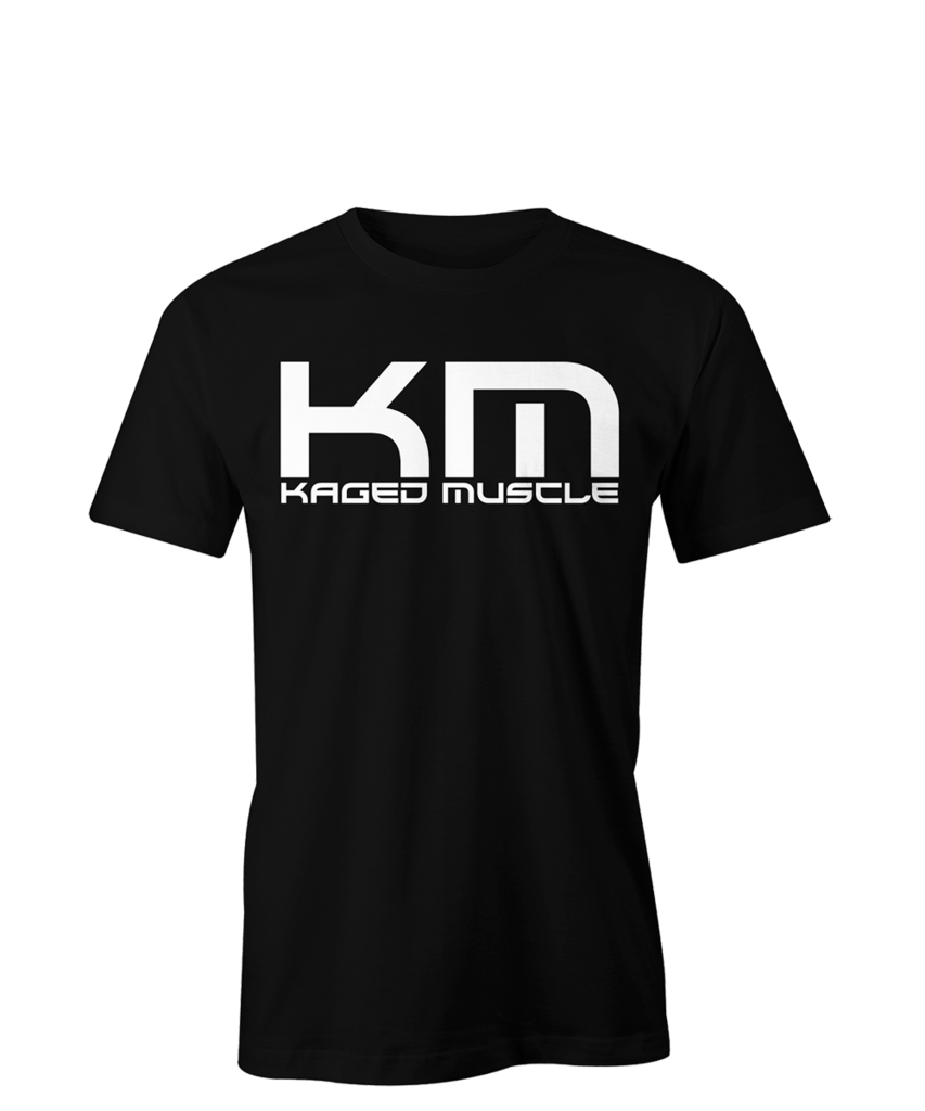 Transparent muscles shirt png. Kaged muscle standard t