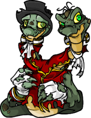 Transparent neopets hissi. Two headed neodex the