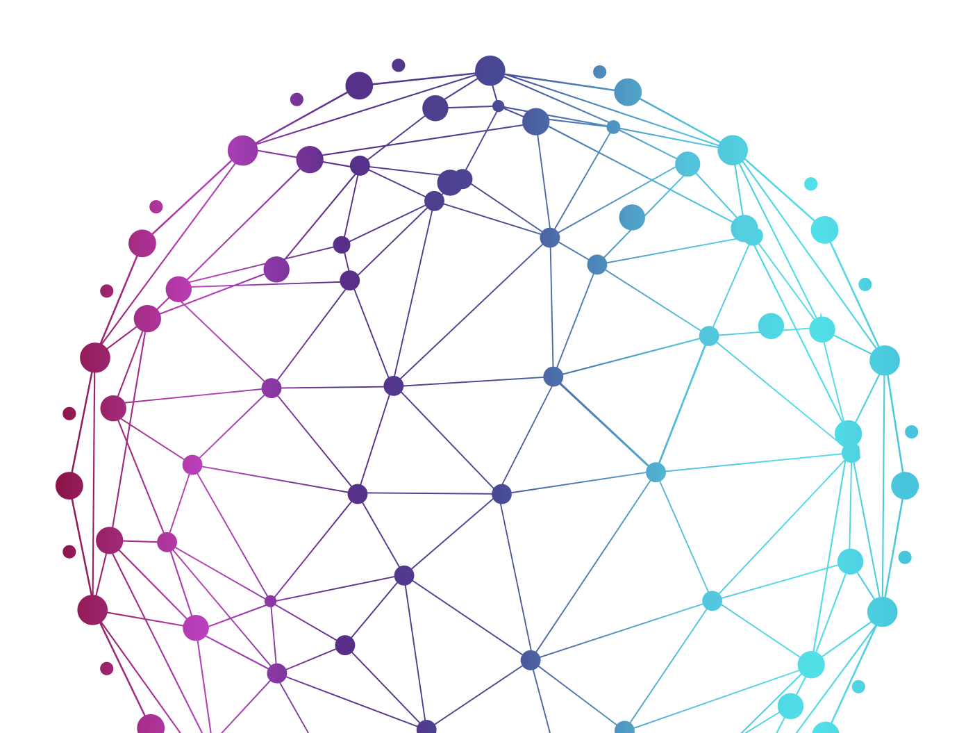 Transparent network. Wimedia networks get connected