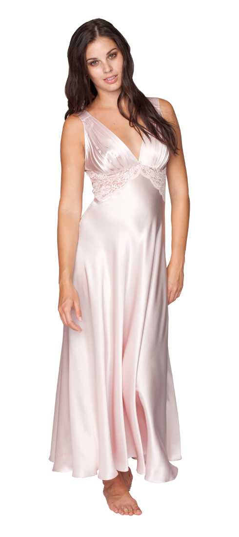 Transparent nighty soft. Bridal glamour gown things