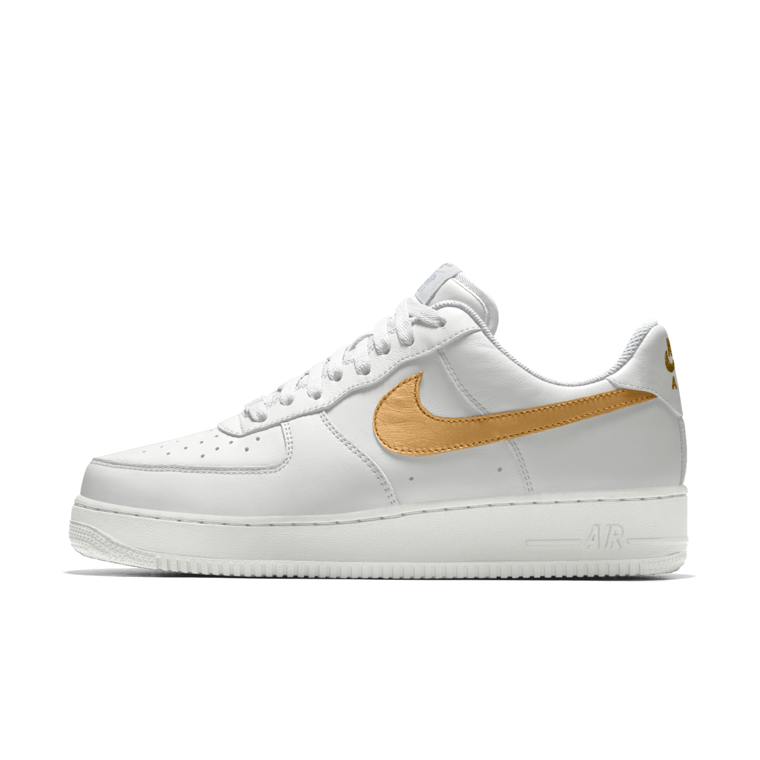 Transparent nike clear. New air force ones