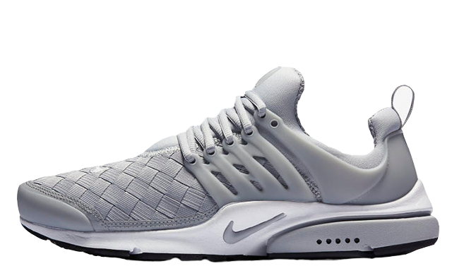 transparent nikes air presto