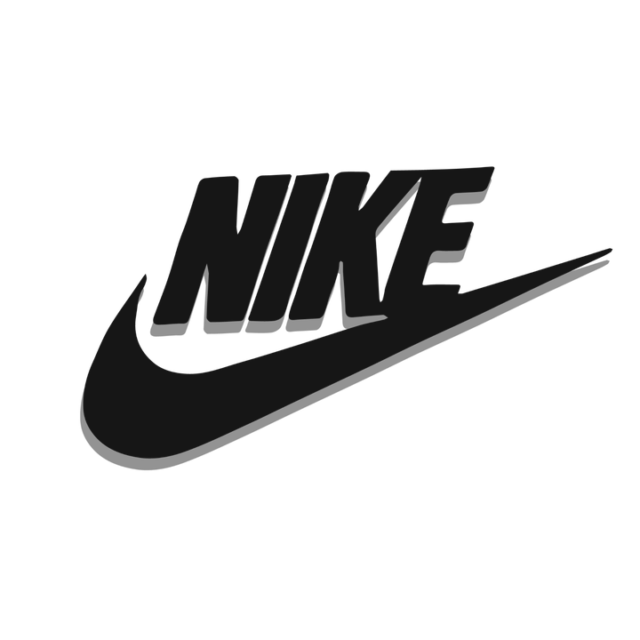 Transparent nike slogan. Swoops in with kaepernick