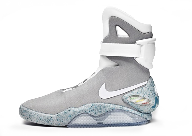 Transparent nikes air mag. Nike price only pairs