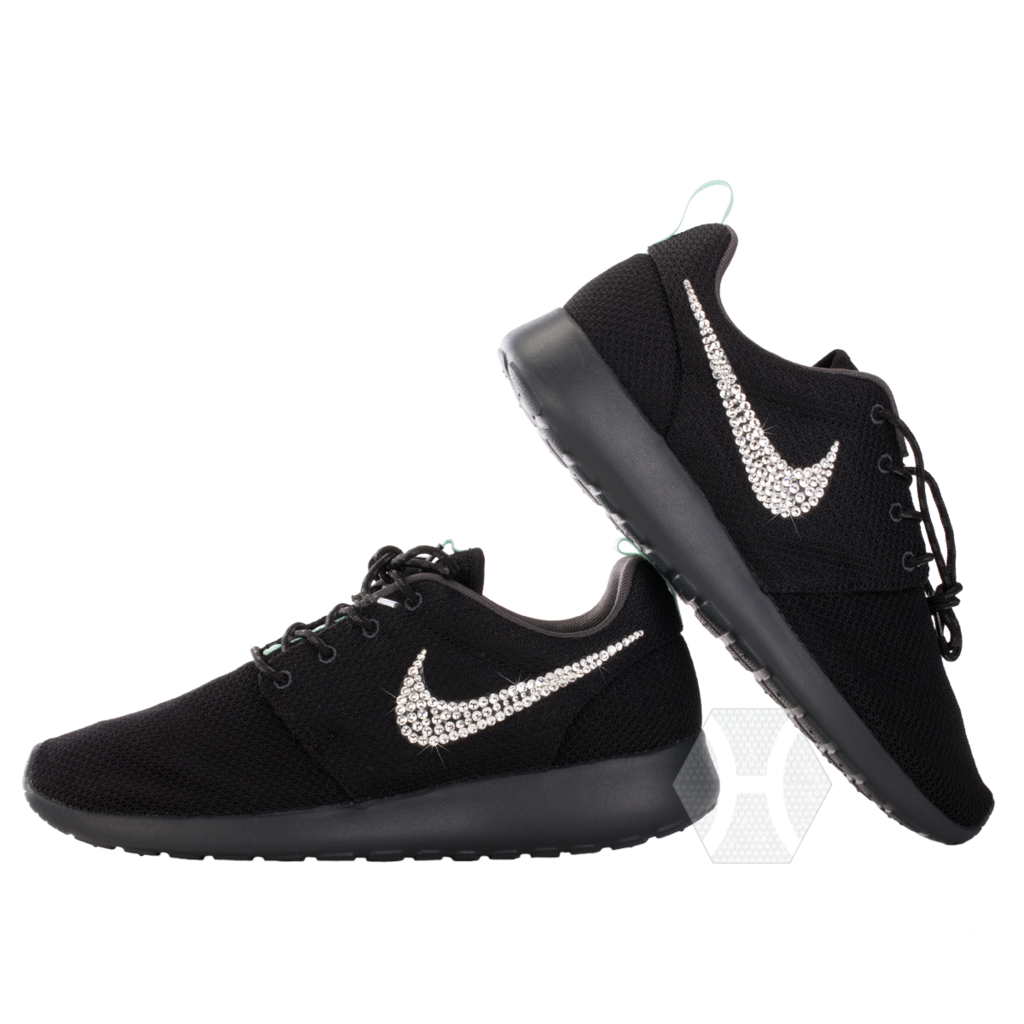 Transparent nikes black. Presentation name on emaze