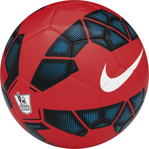 Transparent nikes soccer. Nike pitch epl ball