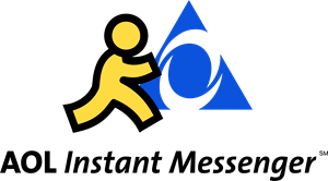 Transparent one logo aol. Aim software wikipedia