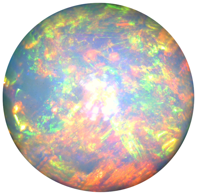 Transparent opal different. Png images all file