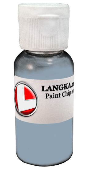 Transparent opal gray. Langka suzuki ulight metallic