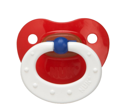 Transparent pacifier red. Pacifiers tumblr some