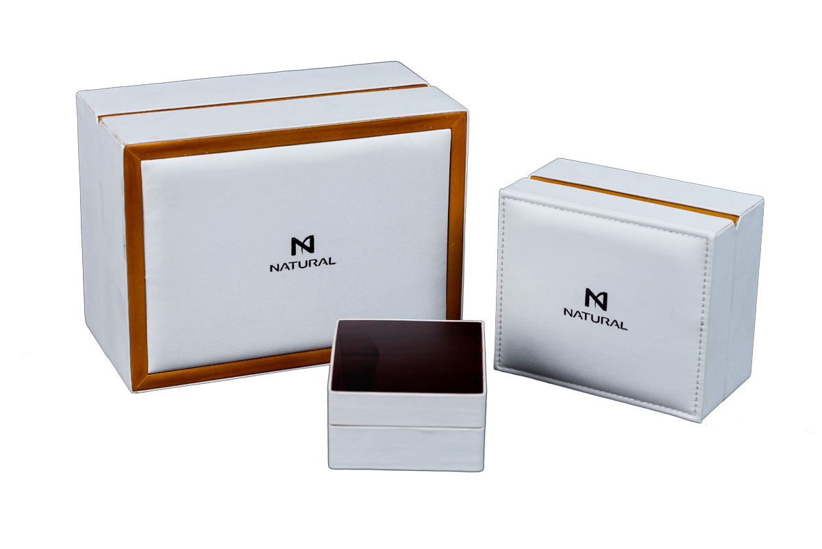 Transparent packaging bespoke. Luxury hh print solutions