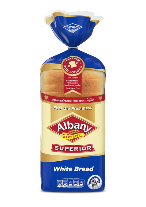 Transparent packaging bread. Albany bakeries feel the
