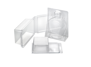 transparent packaging pp box