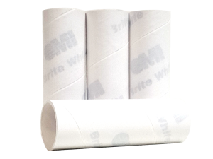 Transparent packaging paper. Specialty custom tubes options