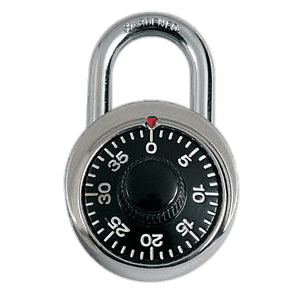 Lock clipart combo lock. Combination transparent png stickpng