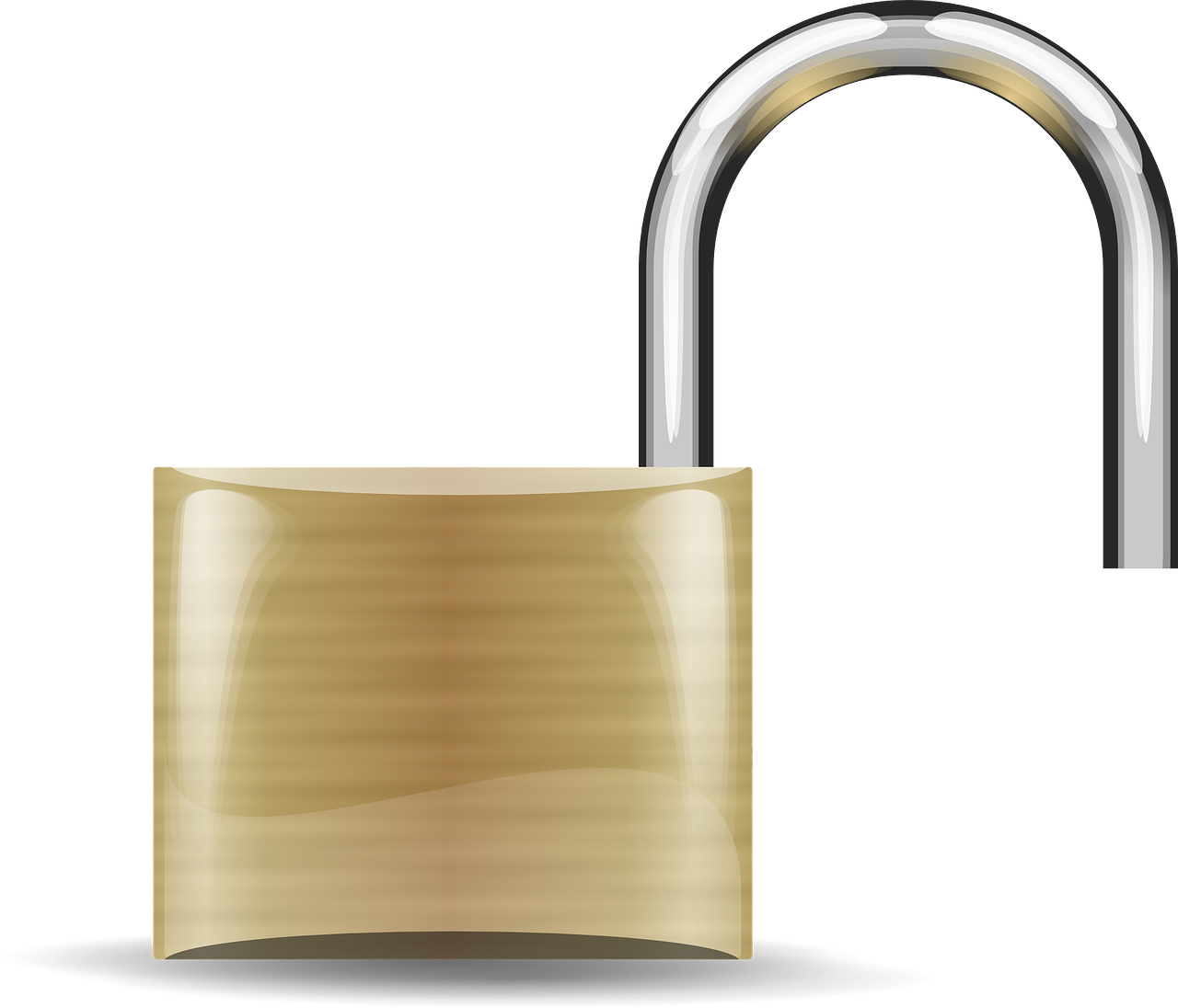 Transparent padlock practice. C core guidelines the