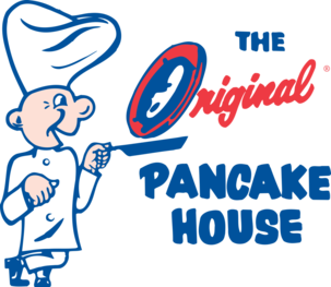 Transparent pancakes international. The original pancake house