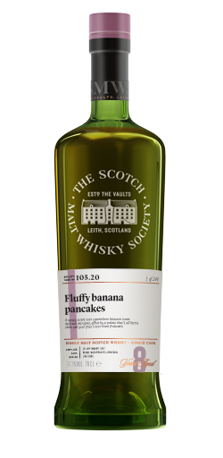 Transparent pancakes single. Fluffy banana smws
