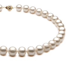 Transparent pearls loose. Lavender freshwater pearl necklace