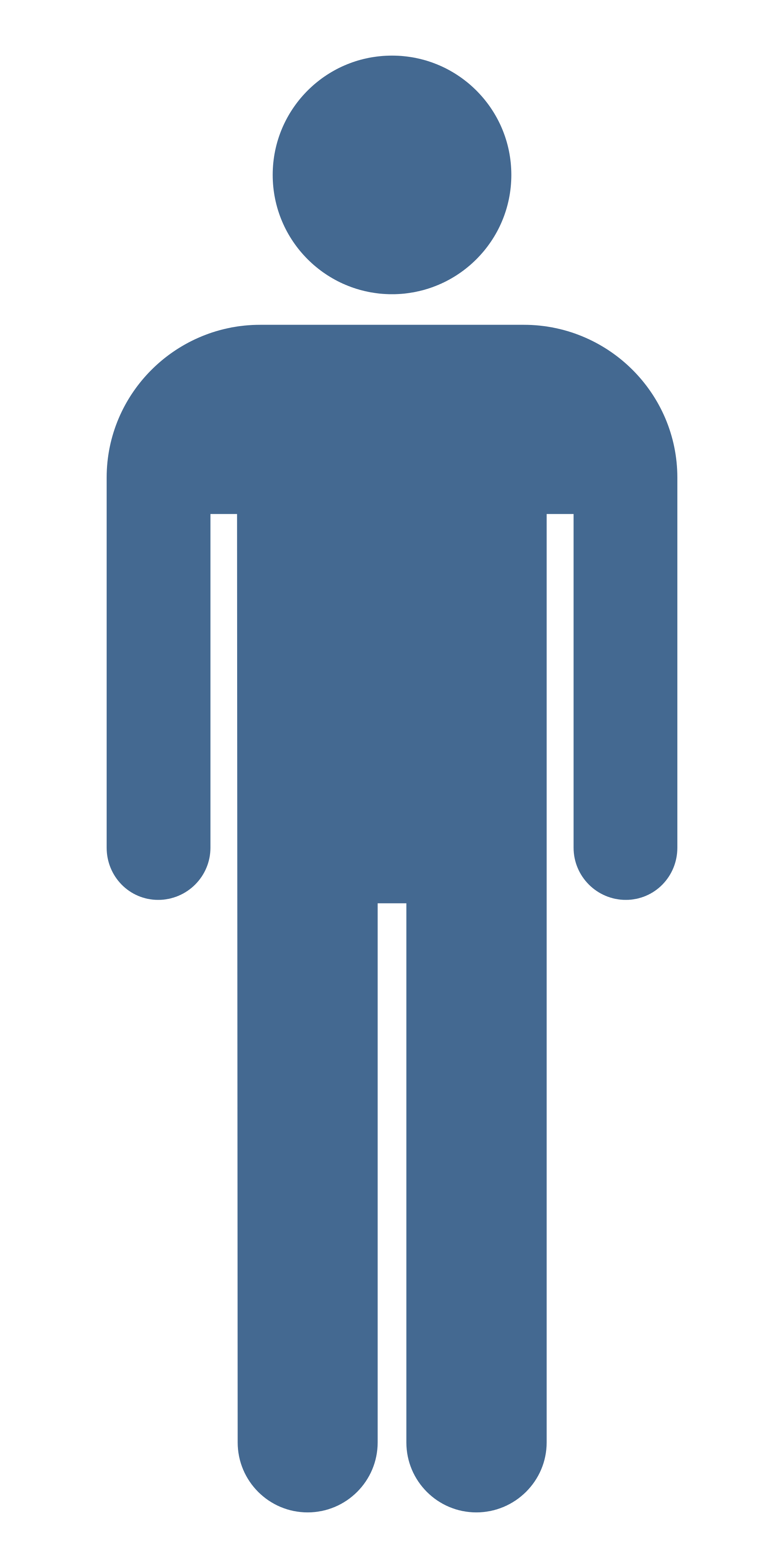 Transparent personality pictogram. File blue person svg