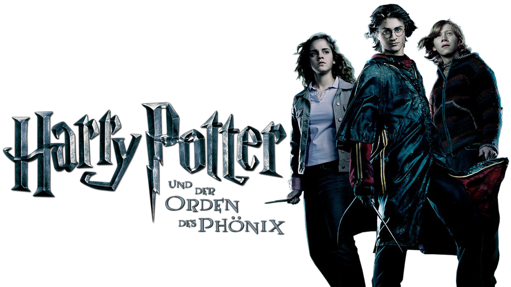 Transparent phoenix harry potter. And the order of