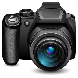 Transparent photography camera. Photo png images all