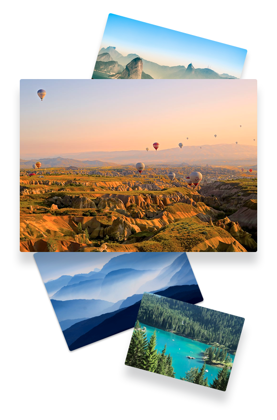 Transparent photography landscape. Course information they just
