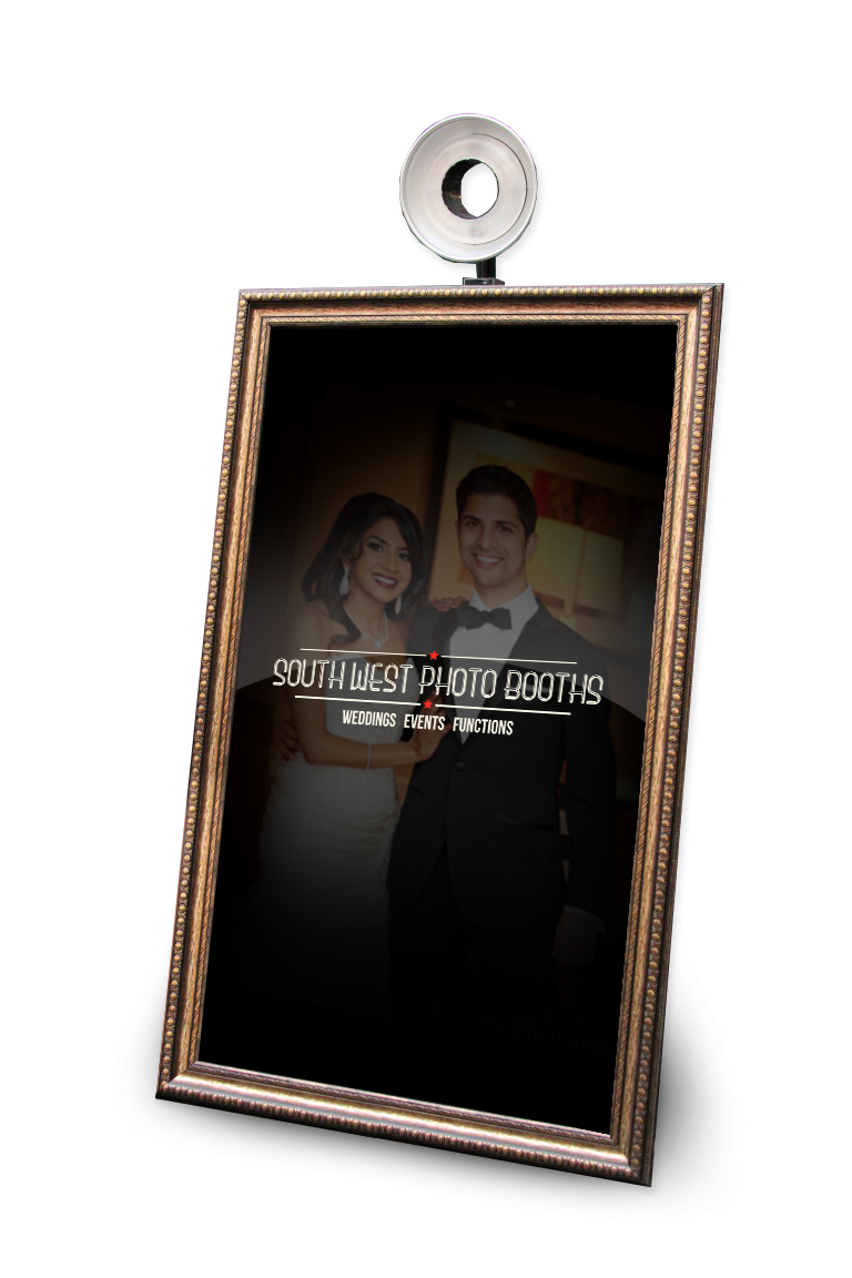 Transparent photography mirror. Introducing the south wests