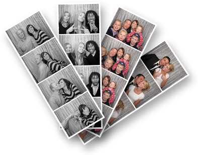 Transparent photography photo booth. School events fundraising