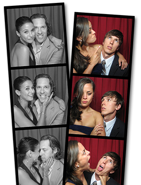 Transparent photography photo booth. Rental services for weddings