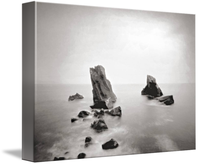 Transparent photography surreal. Beara pinhole by luca