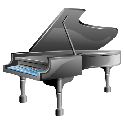 Moving specialty piano upright. Transparent pianos odd svg free library