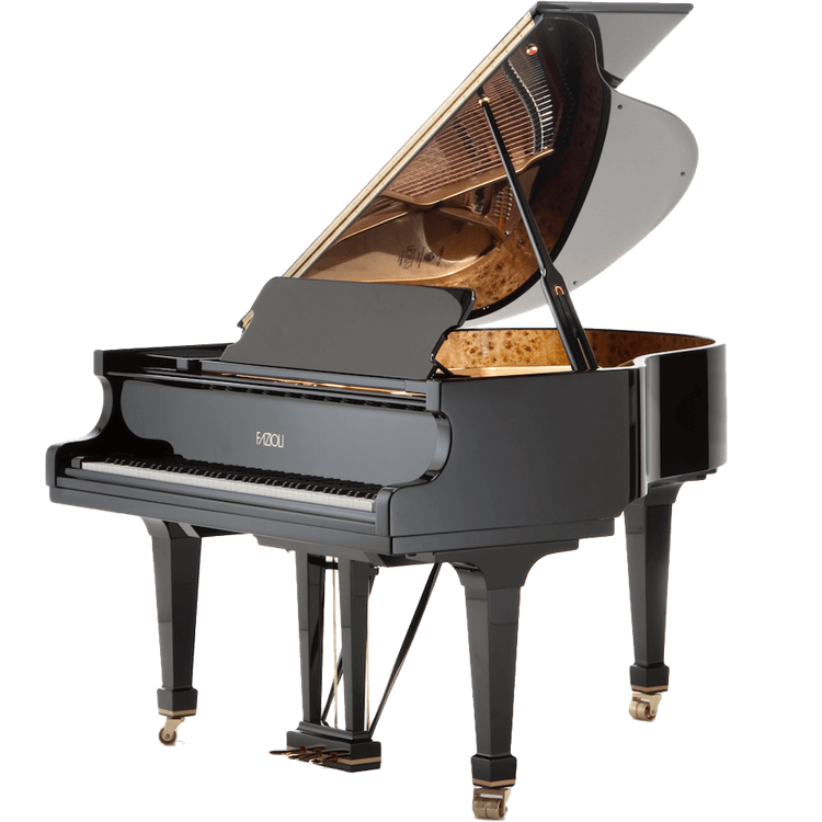 Transparent pianos steel. Guide to buying a