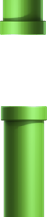 Transparent pipes green. Flappy bird to add