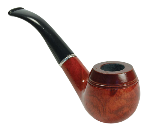 Transparent pipes tobacco. Repair smoking briar pipe